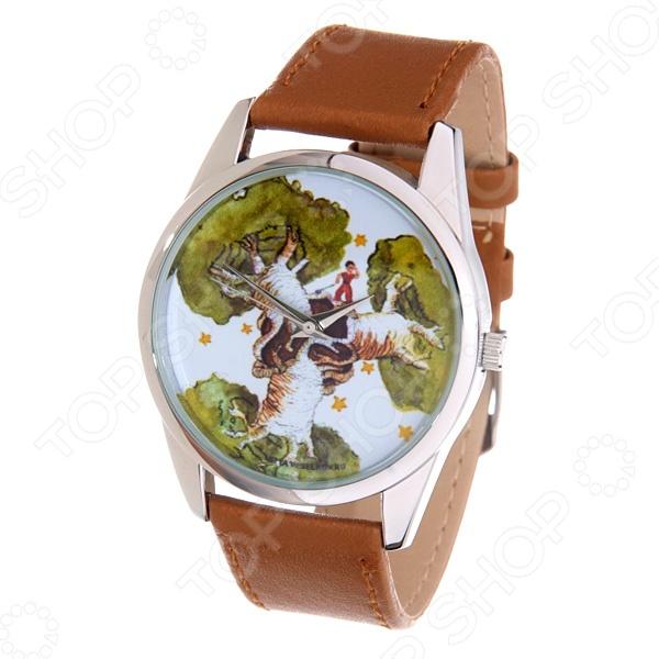 Часы наручные Mitya Veselkov «Принц и баобаб»