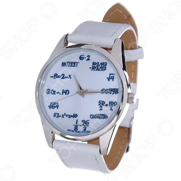 Часы наручные Mitya Veselkov «Формулы» MV.White