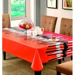 Купить Скатерть White Fox WKTC72-261 Modern Comfort «Осень»