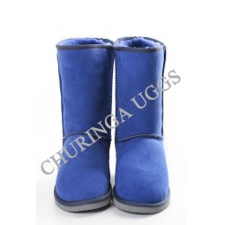 Купить Угги CHURINGA Short Boot синие