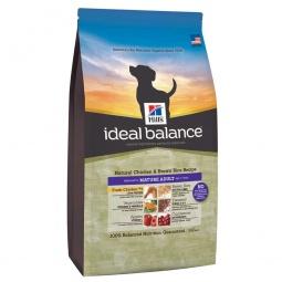 фото Корм сухой для собак Hill's Ideal Balance со свежей курицей и коричневым рисом