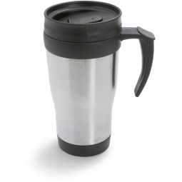 фото Термокружка автомобильная Sagaform Car Mug. Цвет: серебристый