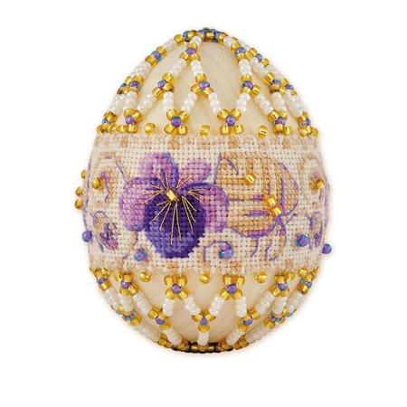 Купить Подарочный набор «Яйцо пасхальное. Фиалка»