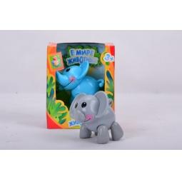 Купить Фигурка-игрушка 1 Toy «Слон». В ассортименте