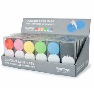 Купить Футляр для контактных линз Kikkerland «Есть контакт»