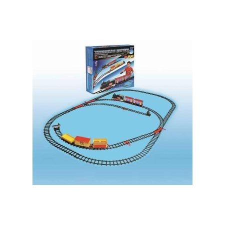 Купить Набор железной дороги игрушечный Спорт Тойз «ДЖД-5»
