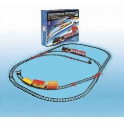фото Набор железной дороги игрушечный Спорт Тойз «ДЖД-5»
