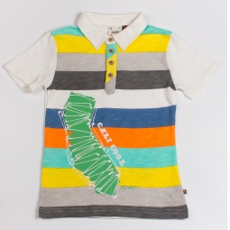 Купить Рубашка-поло для мальчиков Fore!! Axel and Hudson Cali Cool Polo