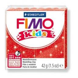 фото Глина полимерная для детей Fimo kids 8030. Цвет: красный