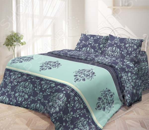 Комплект постельного белья Гармония «Инджи». 1,5-спальный