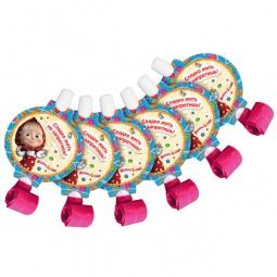 Купить Набор язычков Росмэн 28585 «Машины сказки»