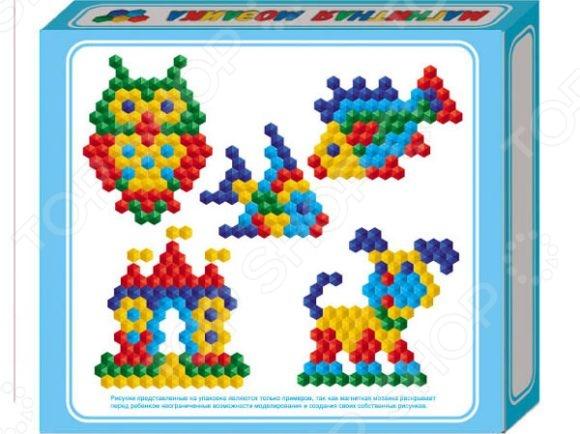 Мозаика магнитная Десятое королевство шестигранная 03184 мозаика магнитная десятое королевство 150 деталей
