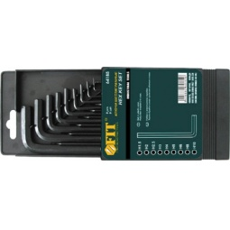 Купить Набор ключей коротких шестигранных FIT 64185