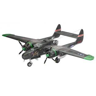 Купить Сборная модель истребителя Revell Northrop P-61B Black Widow
