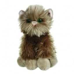 Купить Мягкая игрушка Gulliver Серый котик-пушистик
