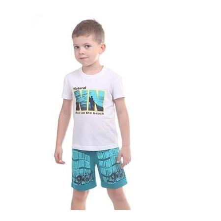 Купить Комплект для мальчика: майка и шорты Свитанак 606453