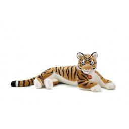 Купить Мягкая игрушка Trudi Тигр Саша лежачий