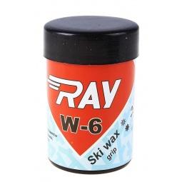 Купить Мазь лыжная синтетическая RAY W-6