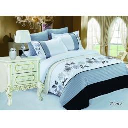 фото Комплект постельного белья Jardin Peony. Евро
