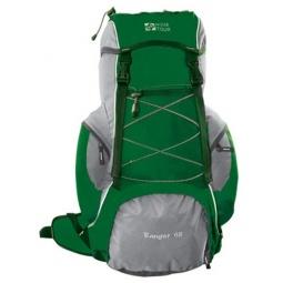 фото Рюкзак трекинговый NOVA TOUR «Рейнджер 65 N». Цвет: зеленый, серый