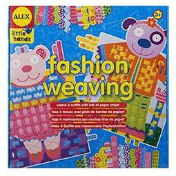 Купить Набор для плетения из бумаги Alex «Наряди зверюшек»