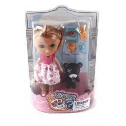 фото Набор игровой с куклой Shantou Gepai 86010