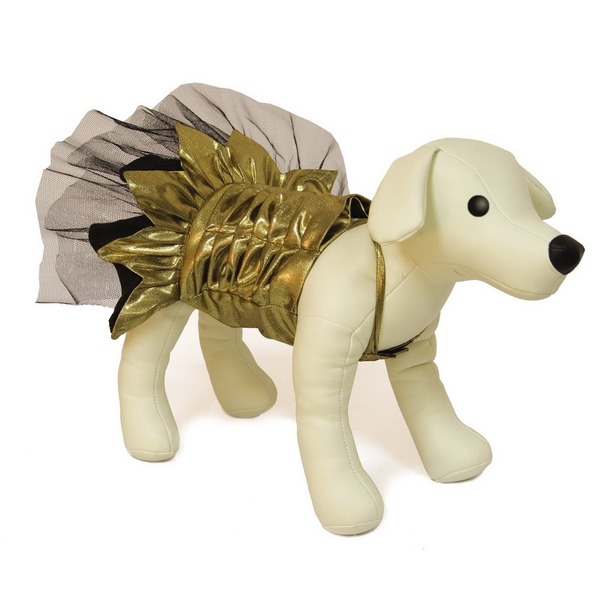 фото Платье для собак DEZZIE «Пати». Размер: 30 см