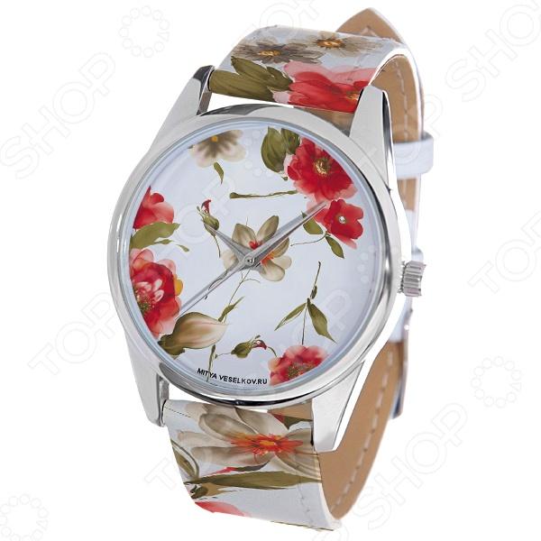 Часы наручные Mitya Veselkov «Акварель» ART часы наручные mitya veselkov акварель gold