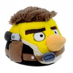 фото Мягкая игрушка Angry Birds «Хан Соло»