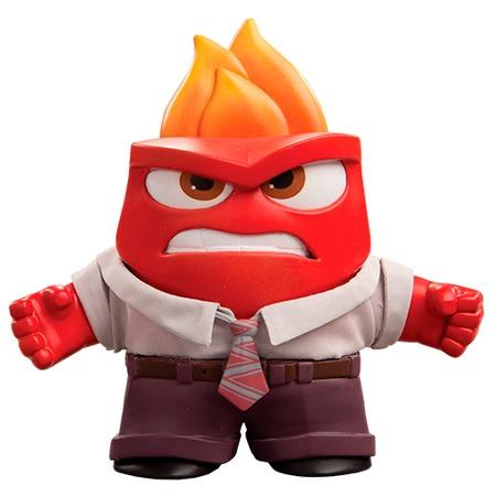 Купить Фигурка для ребенка Inside Out «Гнев»