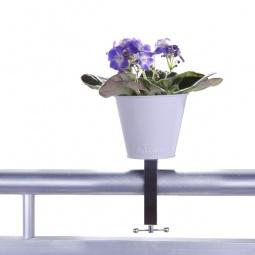 фото Горшок цветочный для балкона MyBalconia Potpourriflower. Цвет: белый
