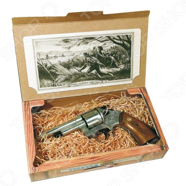 Металлический револьвер Gulliver SUSANNA