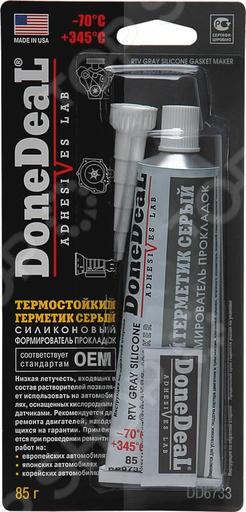 Термостойкий формирователь прокладок Done Deal DD 6733 высокотемпературный бандаж для ремонта глушителя done deal dd 6789