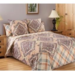 фото Комплект постельного белья Белиссимо «Итальянка». 2-спальный. Размер простыни: 160х200 см