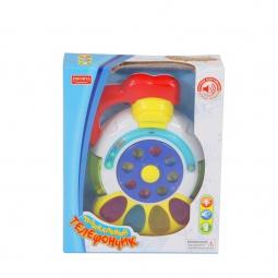 фото Игрушка музыкальная Zhorya «Телефон» 1700180