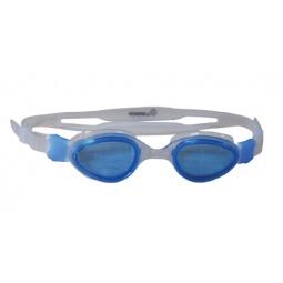 фото Очки для плавания Larsen S1201. Цвет: голубой