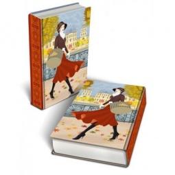 фото Книга-шкатулка Феникс-Презент «Осенняя прогулка»