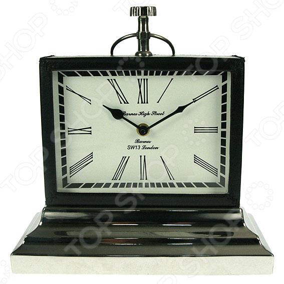 Часы настольные 35818Часы настольные<br>Часы настольные 35818 это не просто милая деталь интерьера, но и самая необходимая вещь для планирования дня! Представить свою жизнь без часов невозможно, особенно в современном мире, где на счету каждая минута. Настольные часы помогут подчеркнуть индивидуальность вашего интерьера, вы можете подобрать подходящую модель для каждой комнаты. За часами очень просто ухаживать, достаточно протереть сухой тряпочкой и часы будут как новые, идеально подойдёт ткань из микрофибры.<br>