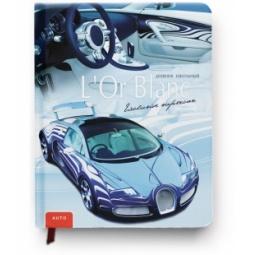 фото Дневник школьный Проф-Пресс «Синее спортивное авто»