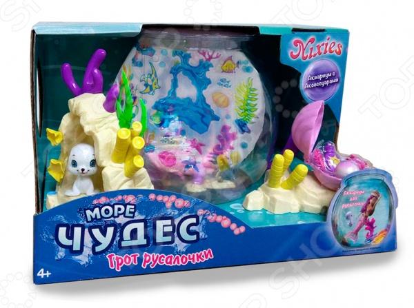 Набор для интерактивной игрушки Redwood «Грот русалочки» игровые наборы море чудес набор грот русалочки