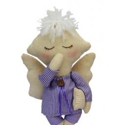 Купить Набор для изготовления текстильной игрушки Кустарь «Сева»