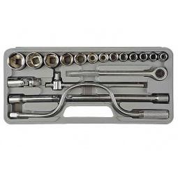 фото Набор инструментов для автомобиля Stayer Standard 27585-H19