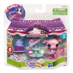 фото Набор игровой для девочек Littlest Pet Shop Деликатесы. В ассортименте