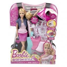 фото Набор игровой с куклой Barbie «Создай свой дизайн»