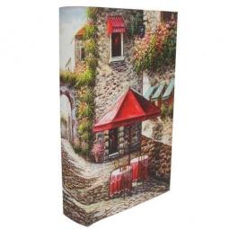 фото Книга-шкатулка Феникс-Презент «Ресторанный дворик»