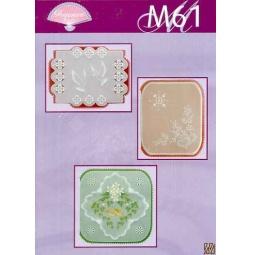 Купить Набор схем для парчмента Pergamano M61 Свадьба