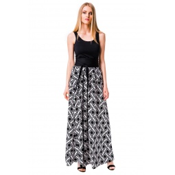 фото Платье Mondigo 6123. Цвет: черный. Размер одежды: 42