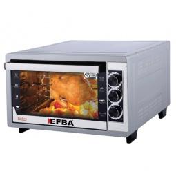 фото Мини-печь EFBA 6004. Цвет: серый