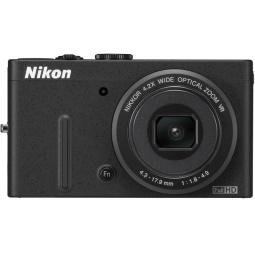 фото Фотокамера цифровая Nikon CoolPix P310. Цвет: черный