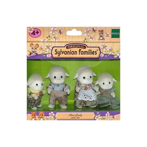 фото Набор игровой Sylvanian Families «Семья овечек»